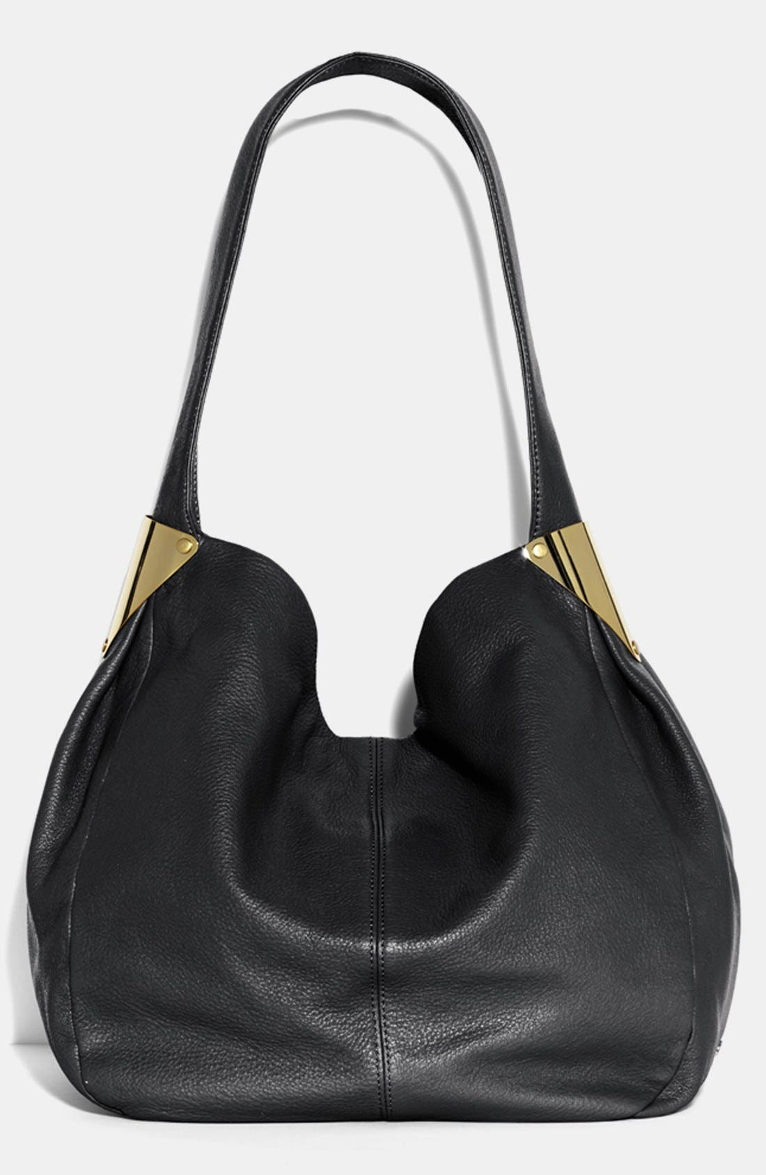 Alternate Image 2  - Vince Camuto 'Grace' Leather Hobo