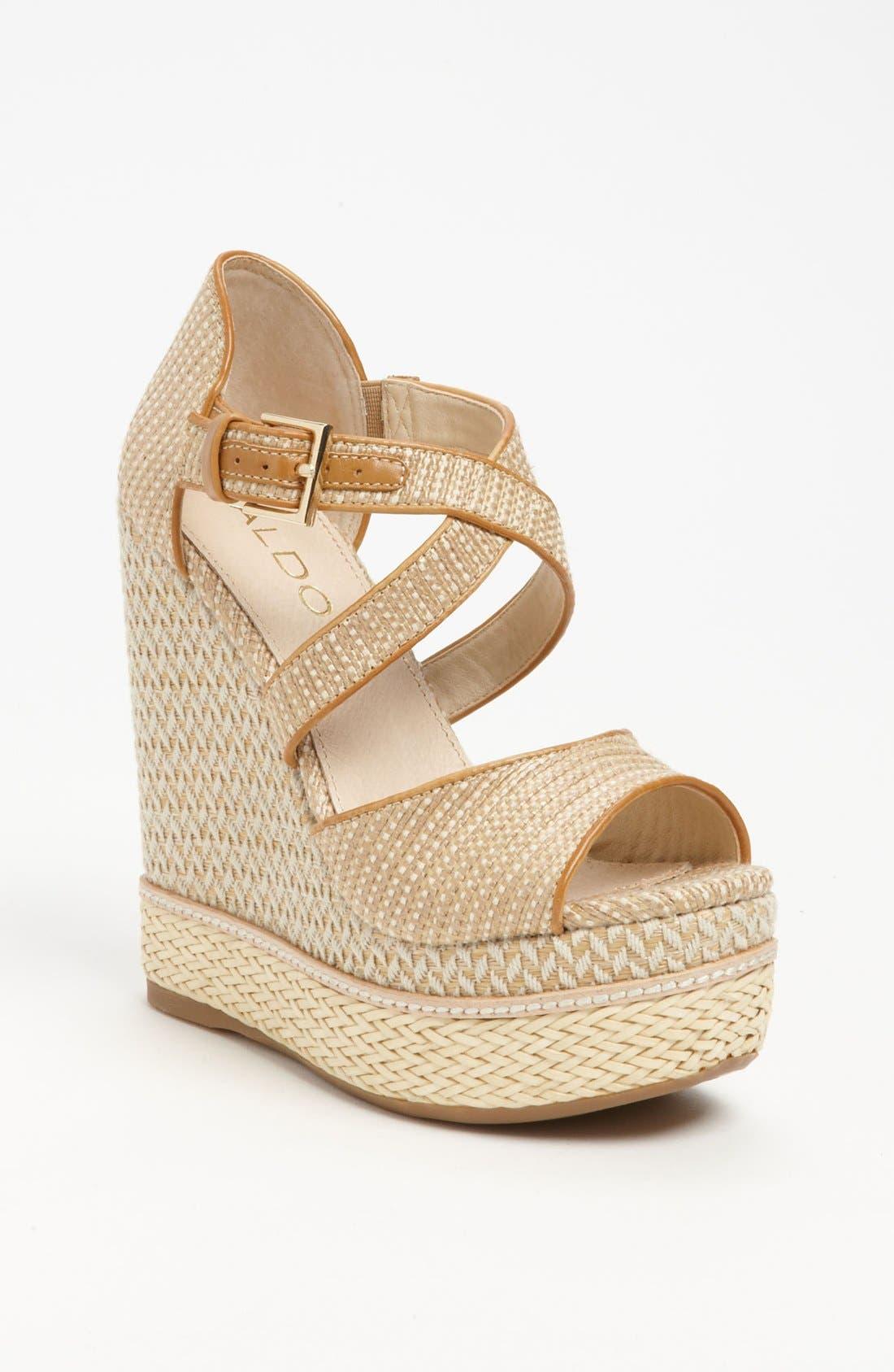Alternate Image 1 Selected - ALDO 'Deitch' Sandal
