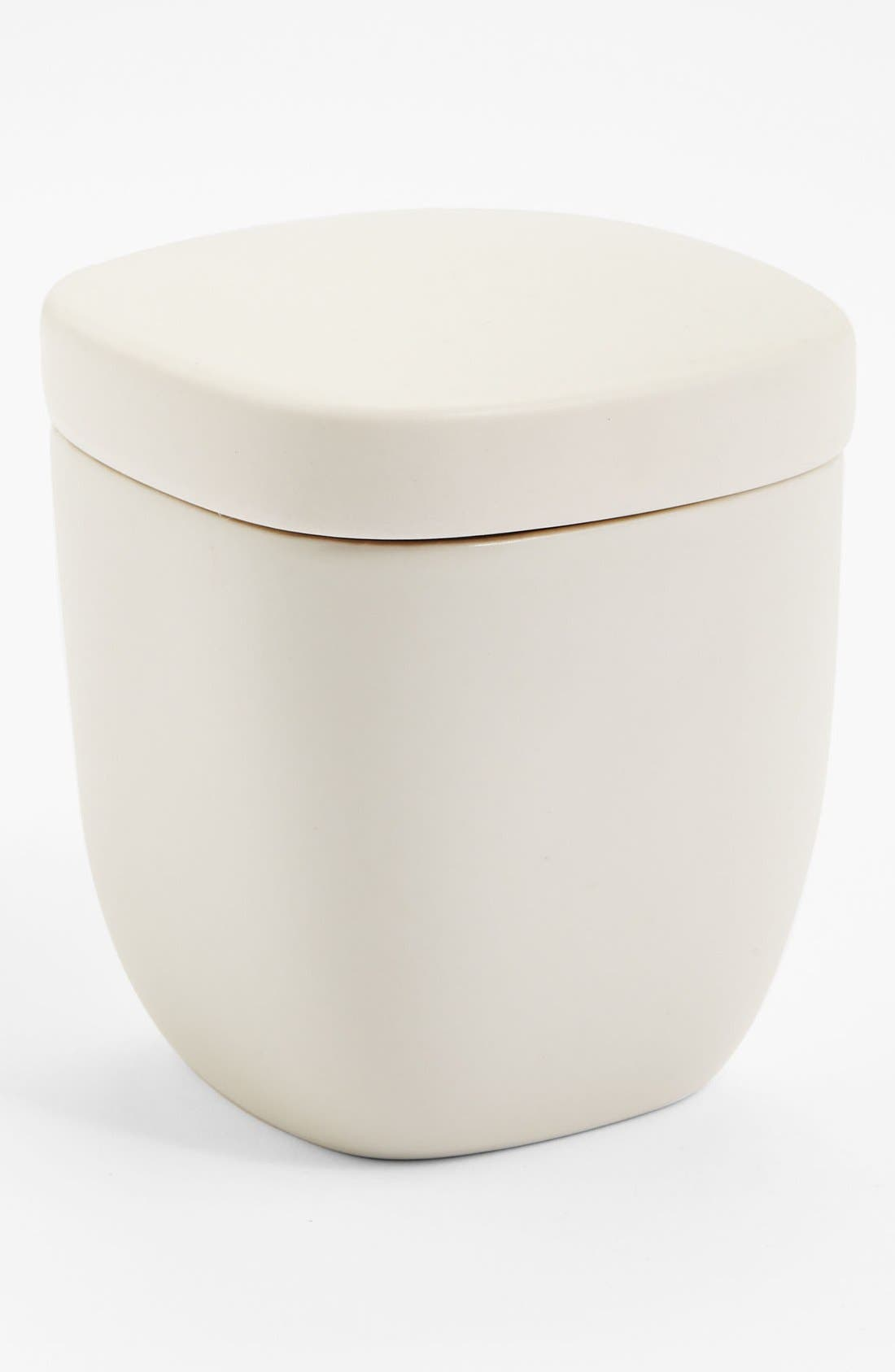 Alternate Image 1 Selected - Waterworks Studio 'Modern' Ceramic Covered Jar (Online Only)