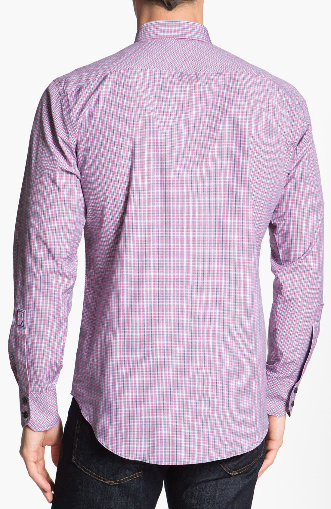 Alternate Image 2  - Zachary Prell 'Chinh' Sport Shirt