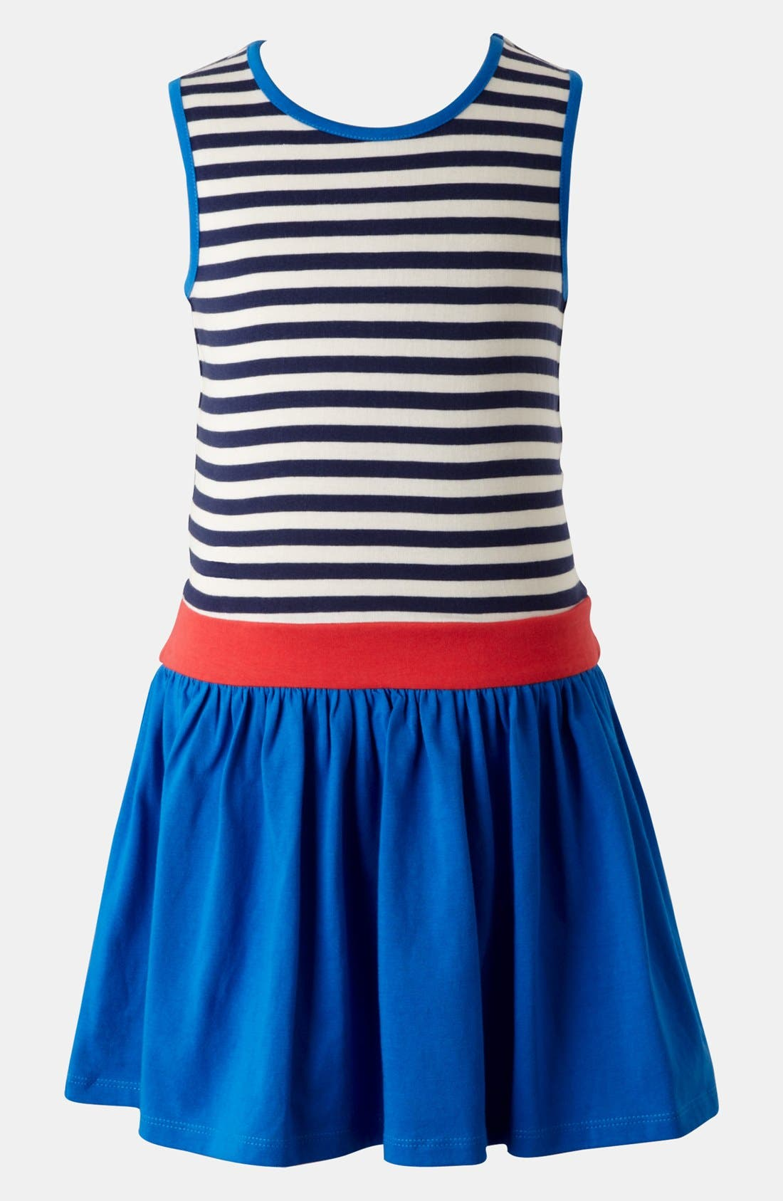 Alternate Image 1 Selected - Mini Boden 'Jolly Jersey' Dress (Little Girls & Big Girls)