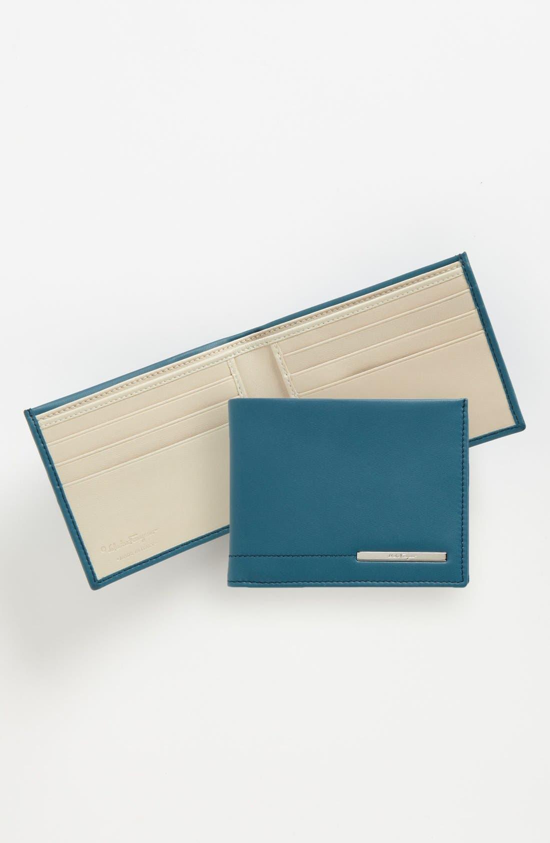 Alternate Image 1 Selected - Salvatore Ferragamo Bifold Wallet
