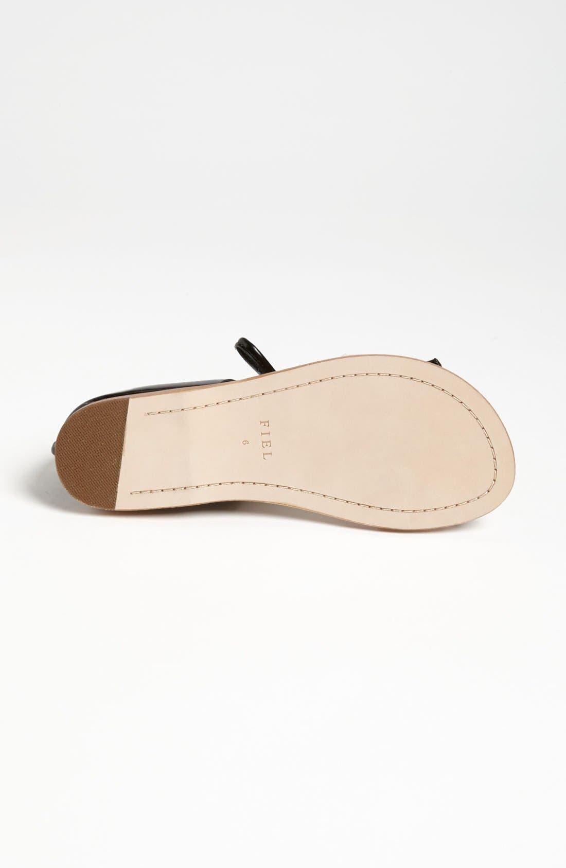 Alternate Image 4  - Fiel 'Noss' Sandal