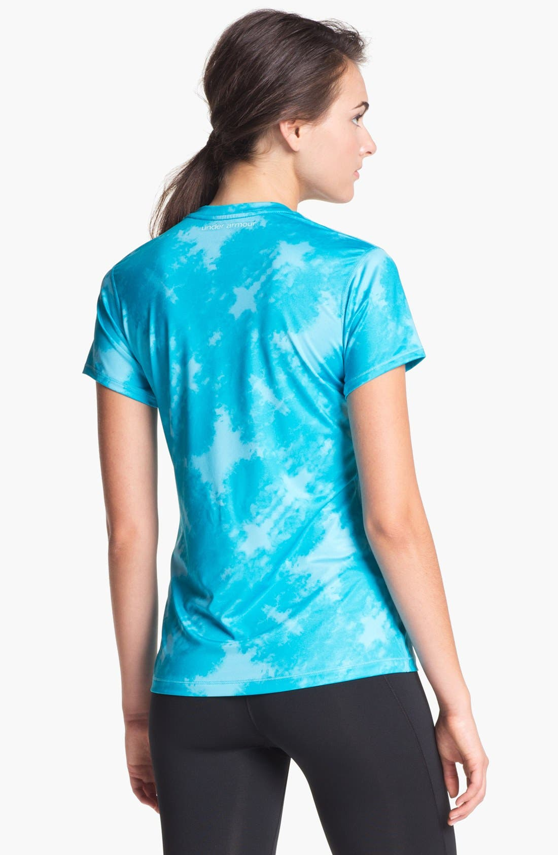 Alternate Image 2  - Under Armour 'Hot Shot' Print Tee