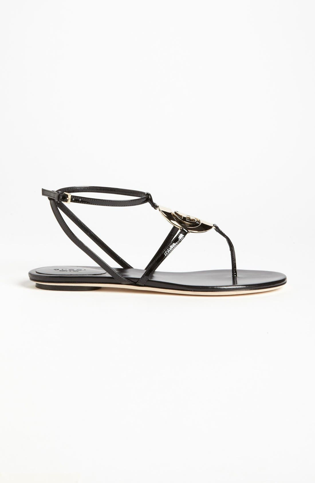 Alternate Image 4  - Gucci 'New GG' Sandal