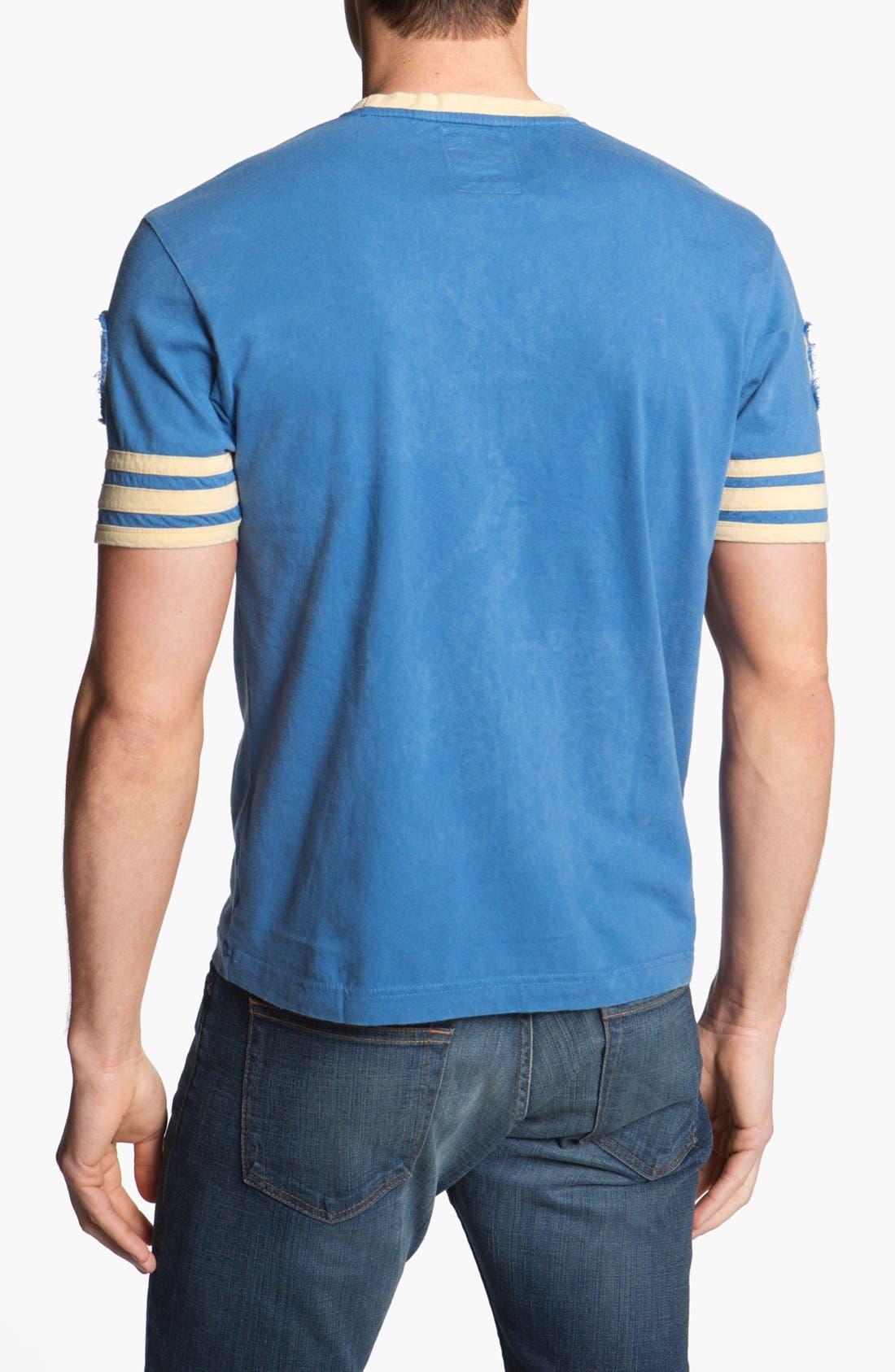 Alternate Image 2  - Red Jacket 'Sabres - Remote Control' T-Shirt