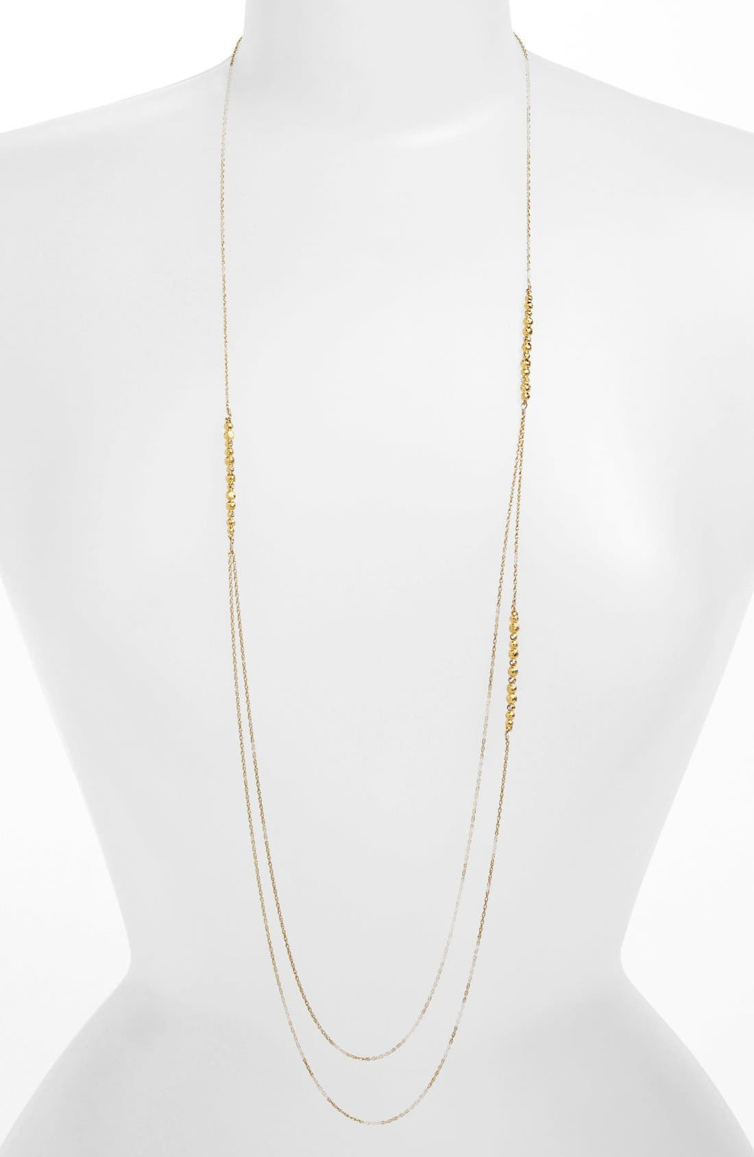 Alternate Image 1 Selected - Alexis Bittar 'Elements - Cordova' Long Multistrand Necklace