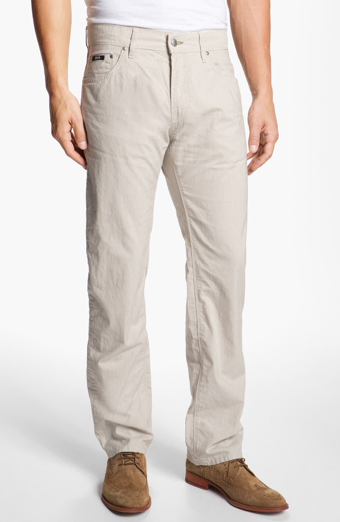 Alternate Image 1 Selected - BOSS HUGO BOSS 'Maine' Pants