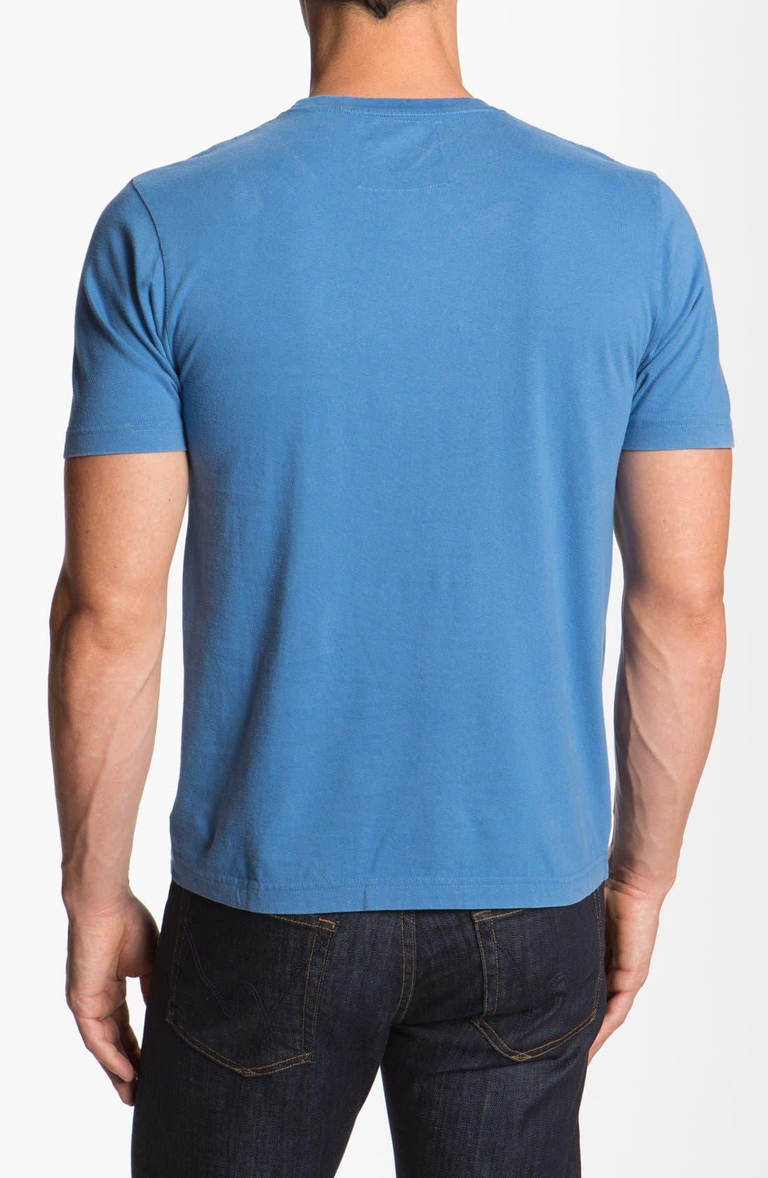 Alternate Image 2  - Red Jacket 'Phillies - Deadringer' T-Shirt