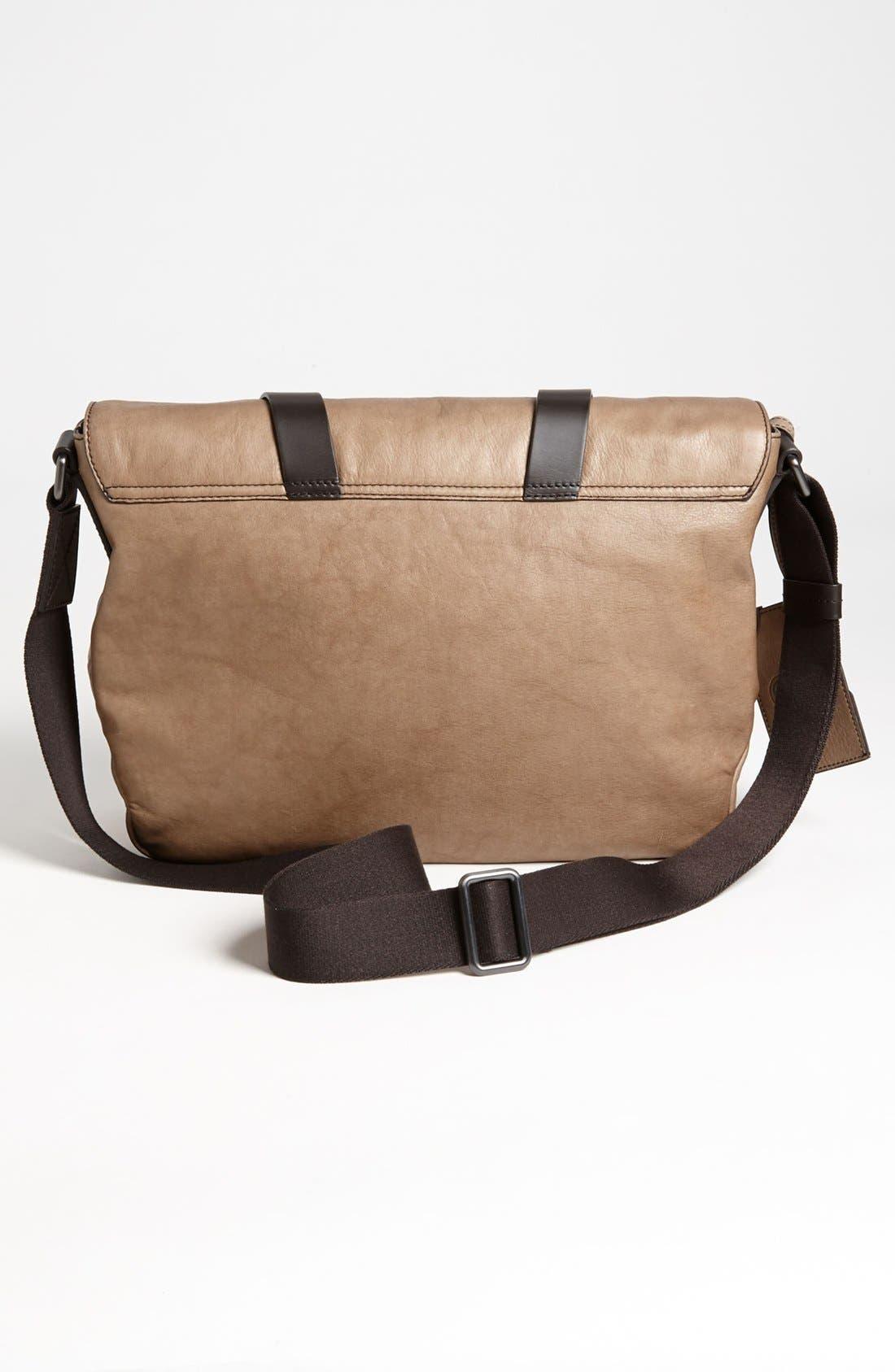 Alternate Image 2  - BOSS Black 'Rotin' Messenger Bag