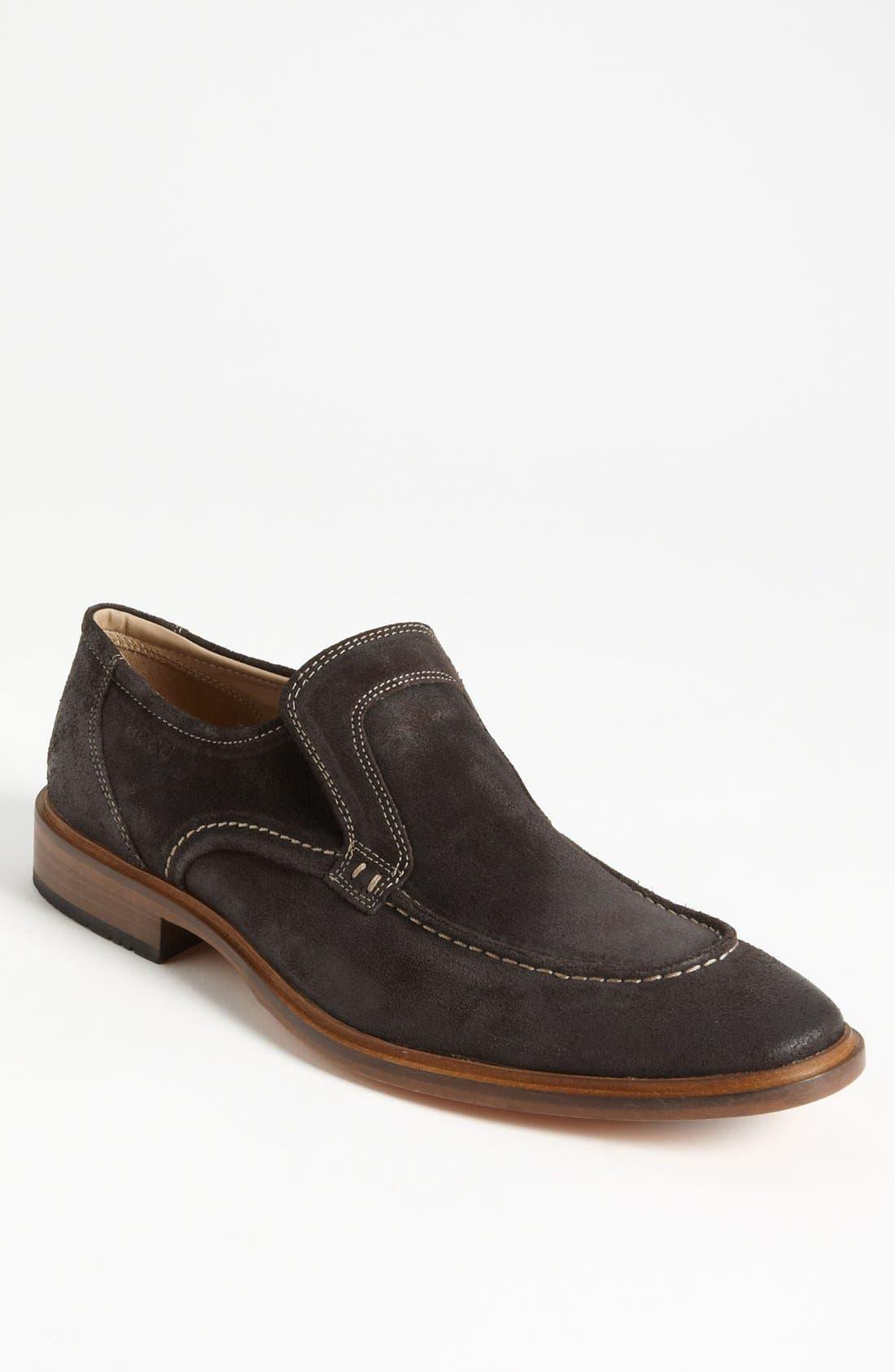 Alternate Image 1 Selected - ECCO 'Pedoso' Venetian Loafer (Men)