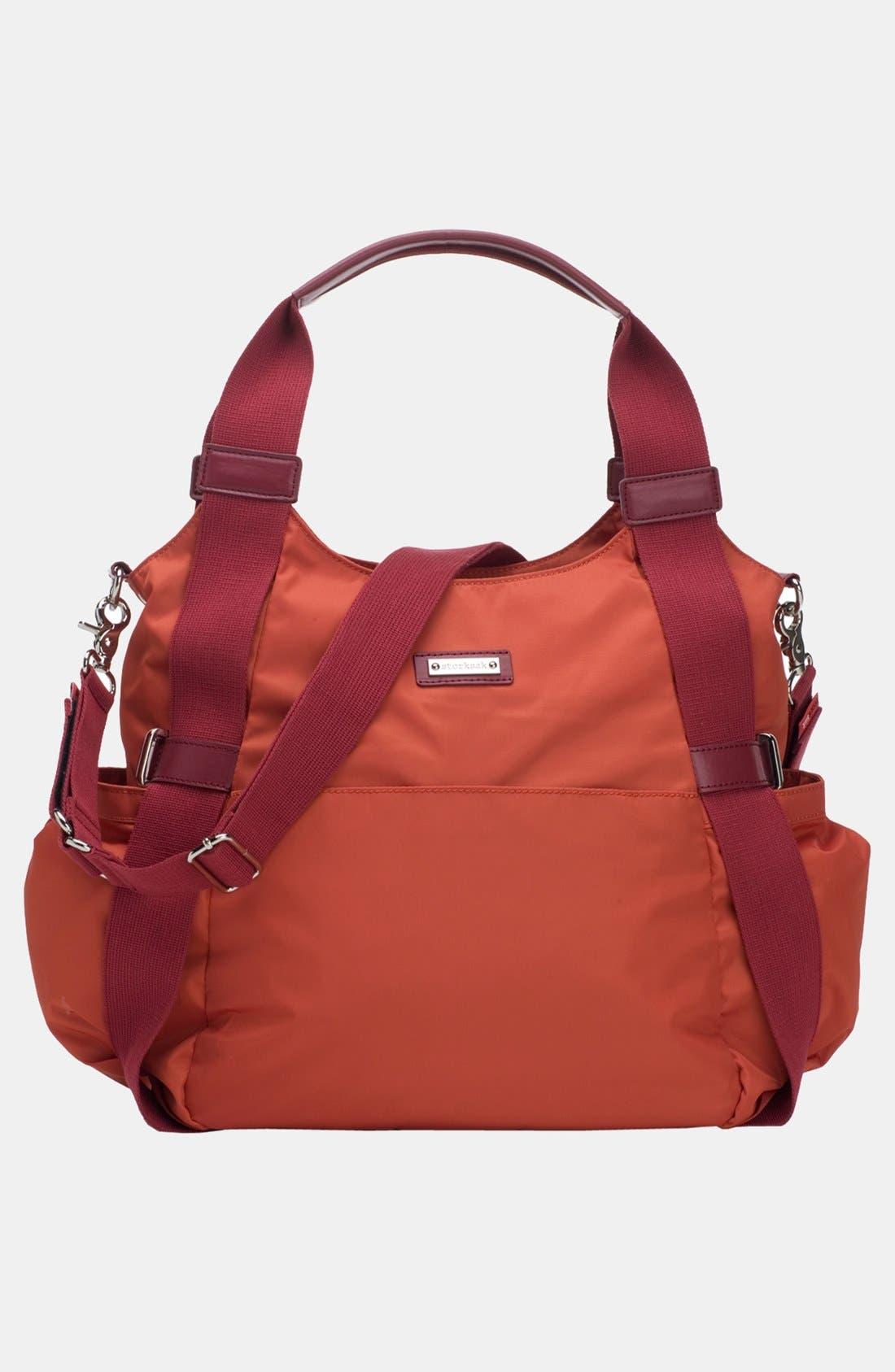Alternate Image 1 Selected - Storksak 'Tania' Diaper Bag