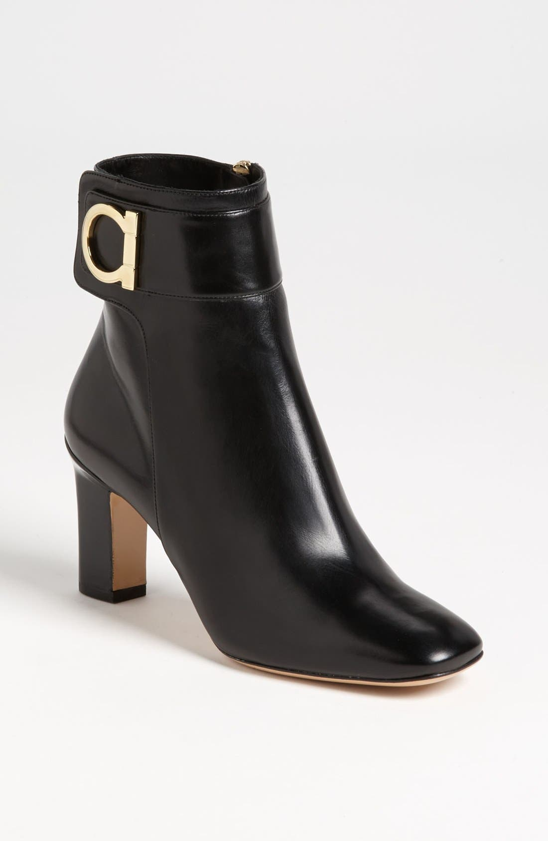 Alternate Image 1 Selected - Salvatore Ferragamo 'Rupert' Bootie