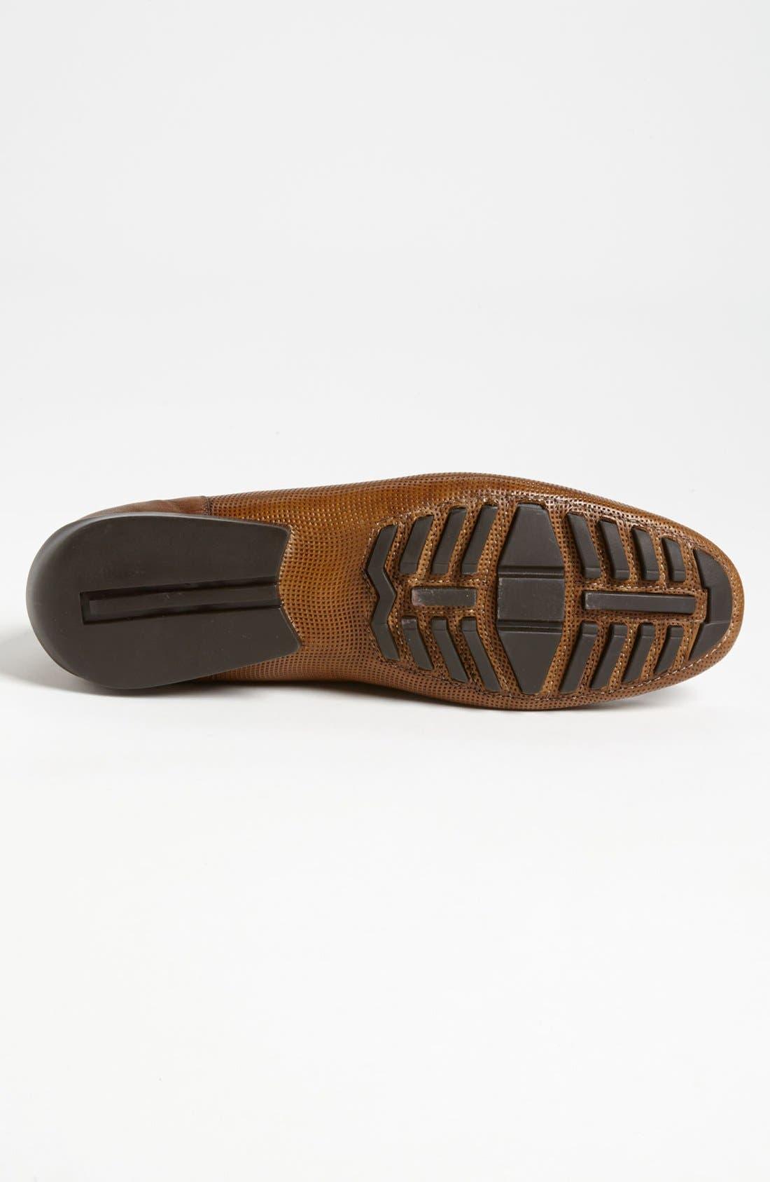 Alternate Image 4  - Mezlan 'Naldo' Woven Driving Shoe