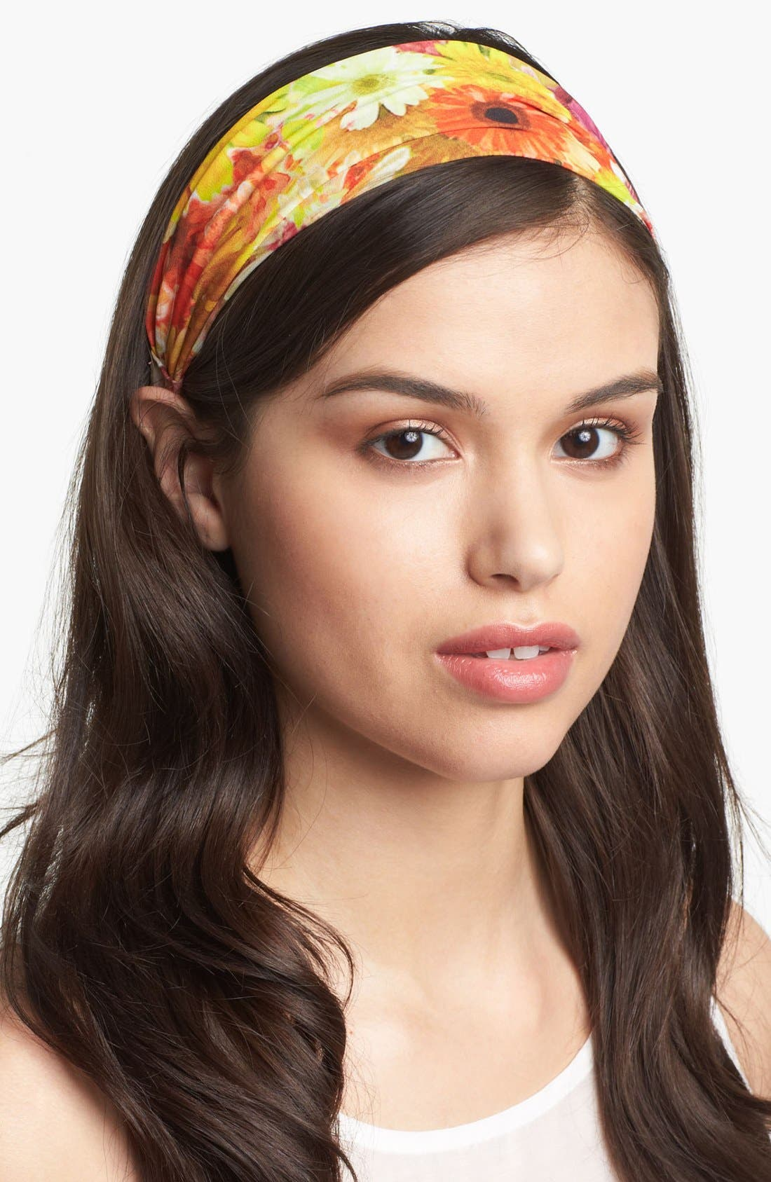 Alternate Image 1 Selected - Tasha 'Big Bouquet' Head Wrap