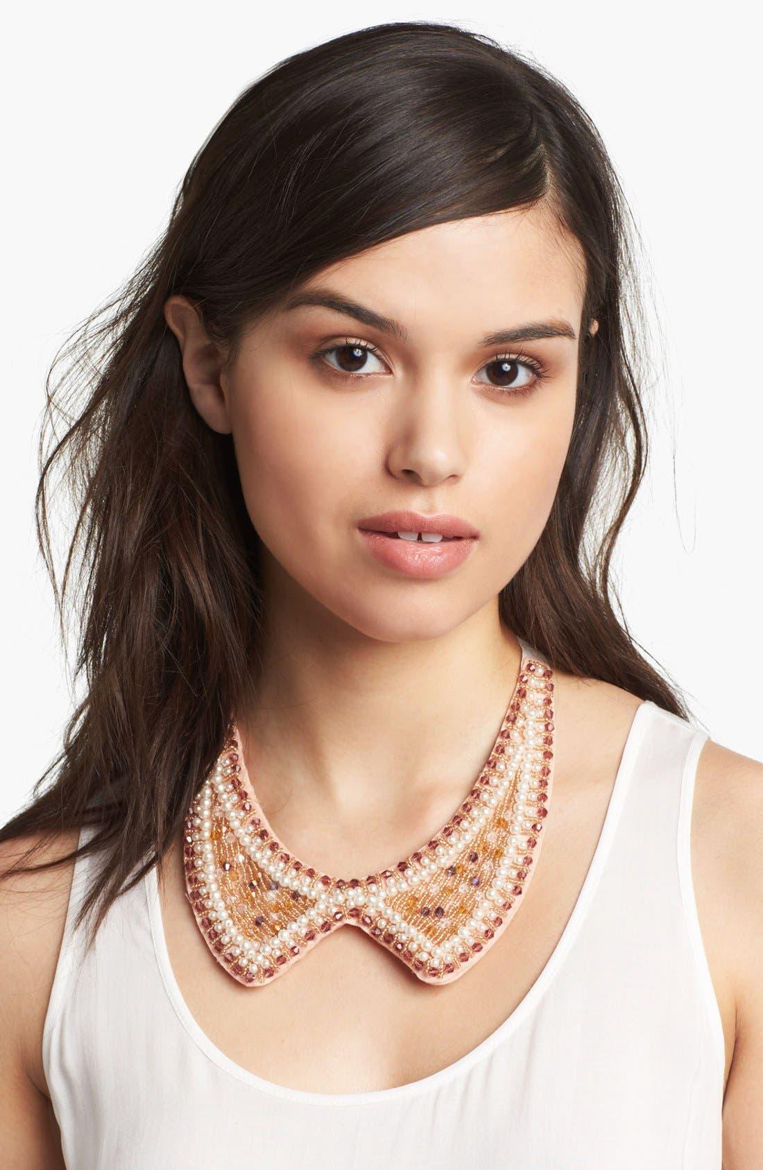 Main Image - Tasha 'Kitty Kat' Collar Necklace