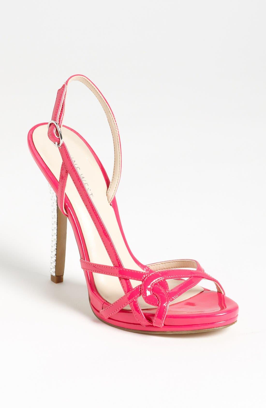 Main Image - Nine West 'Whilia' Sandal