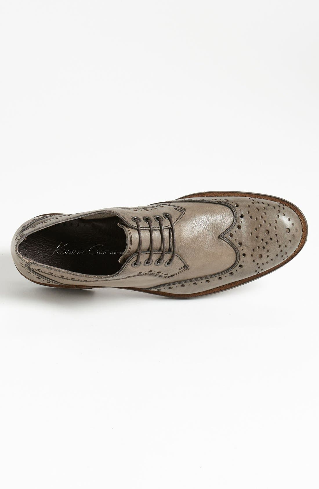Alternate Image 3  - Kenneth Cole New York 'Bear N Mind' Wingtip