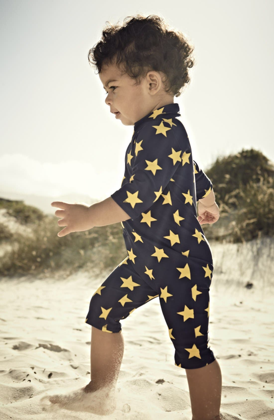 Alternate Image 2  - Mini Boden Surf Suit (Baby)