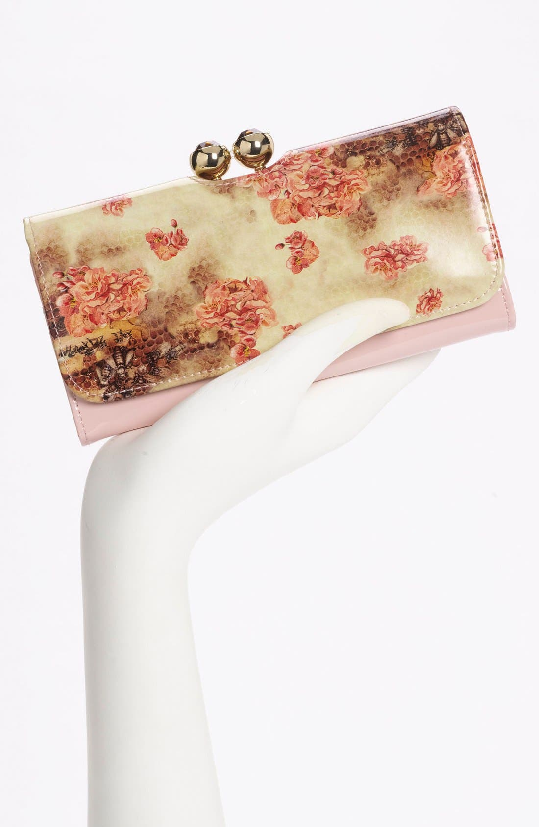 Alternate Image 4  - Ted Baker London 'Busy Bee' Matinee Wallet