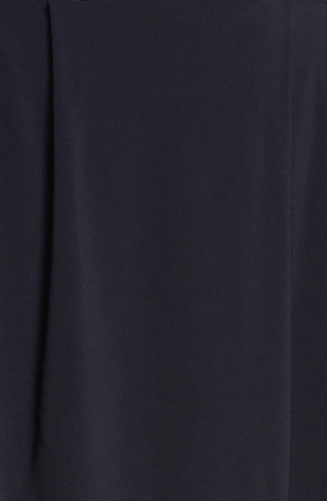 Alternate Image 3  - Chaus Ruched Waist Skirt
