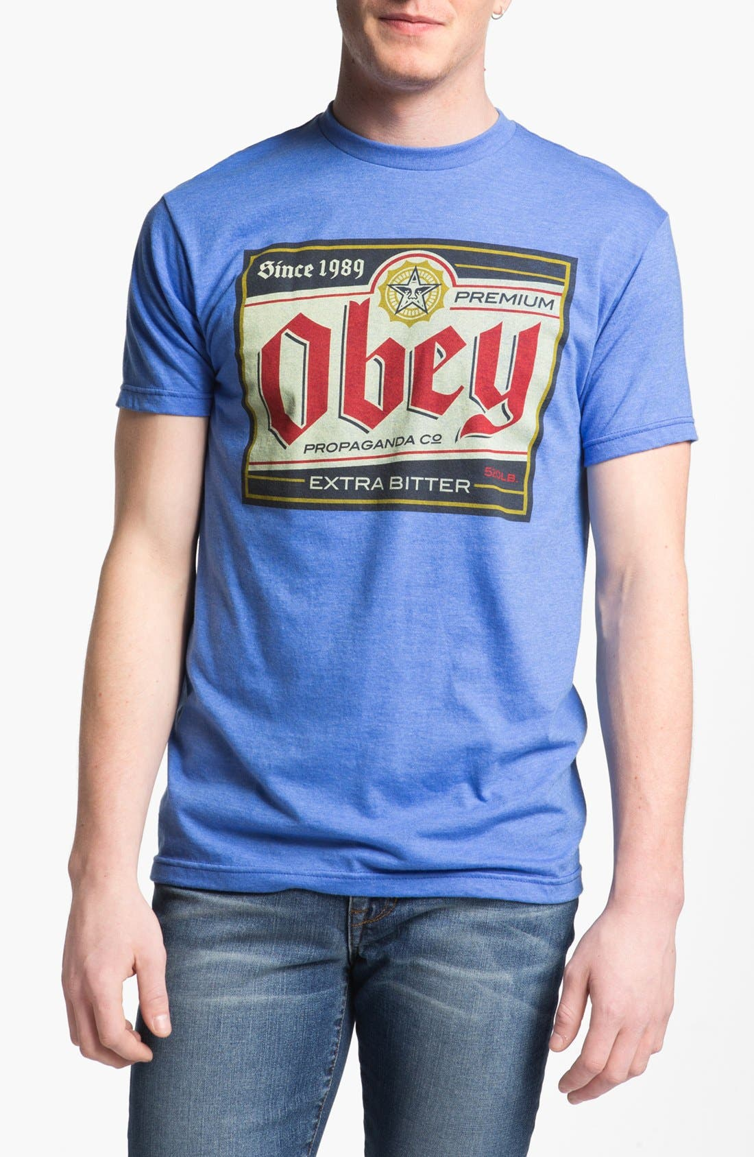Alternate Image 1 Selected - Obey 'Premium Propaganda' Graphic T-Shirt