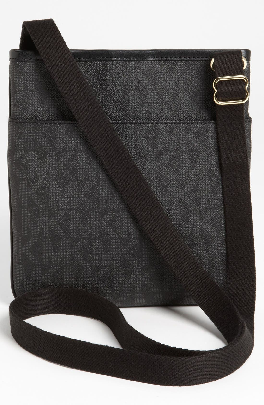 Alternate Image 4  - MICHAEL Michael Kors 'Signature' Crossbody Bag