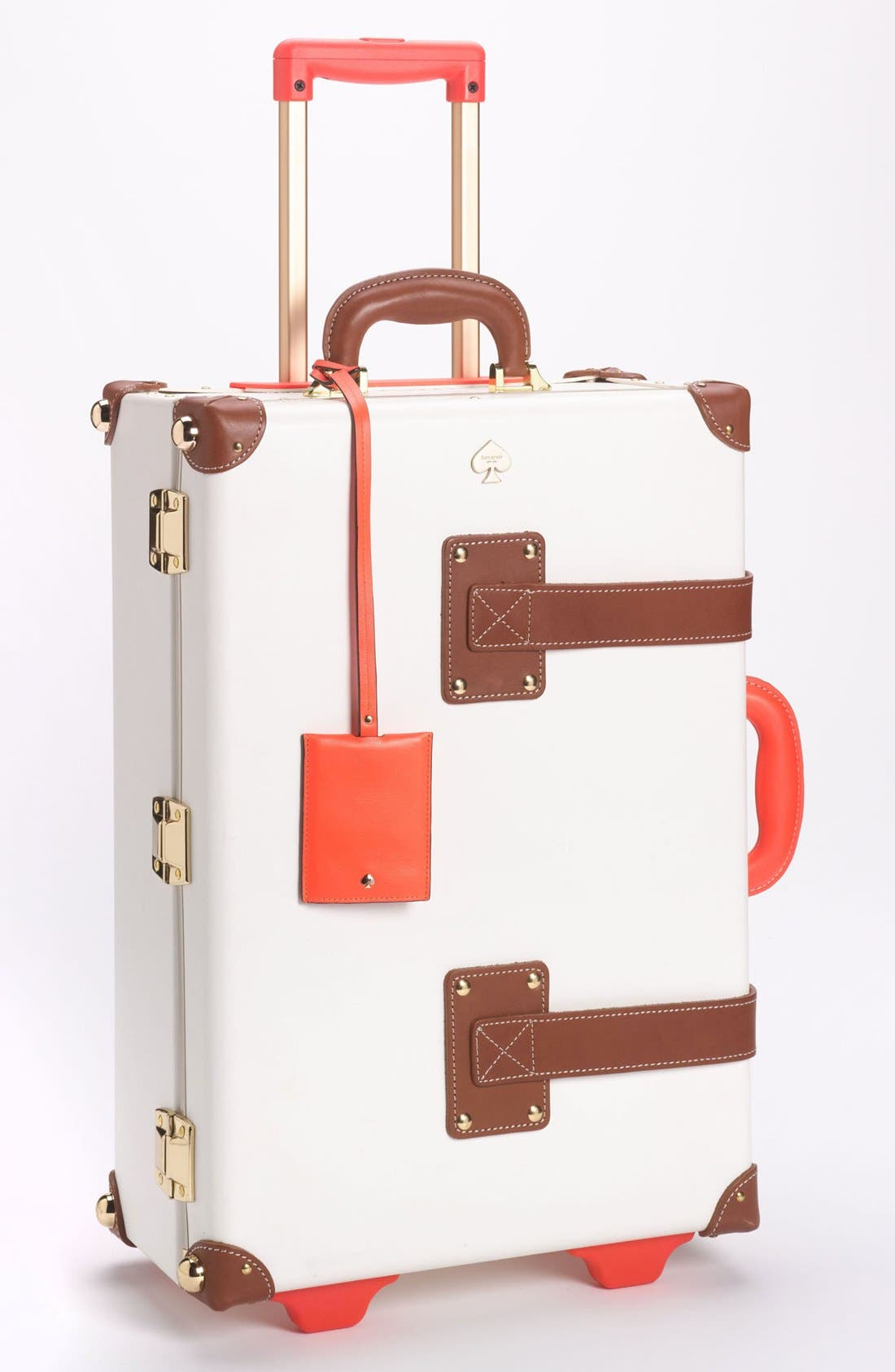 Main Image - kate spade new york 'new yorker' wheeled carry-on