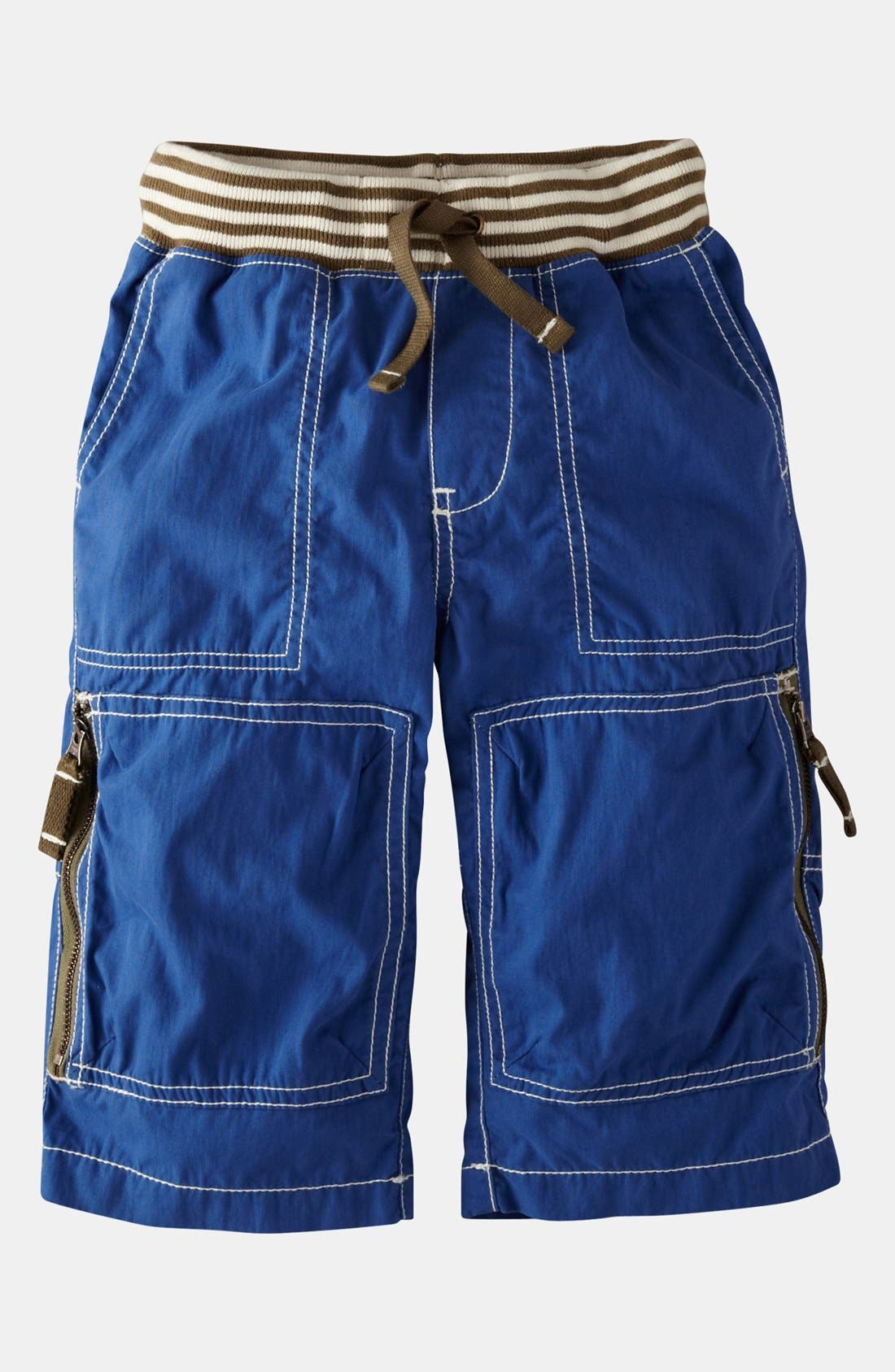 Alternate Image 1 Selected - Mini Boden 'Techno' Shorts (Toddler)