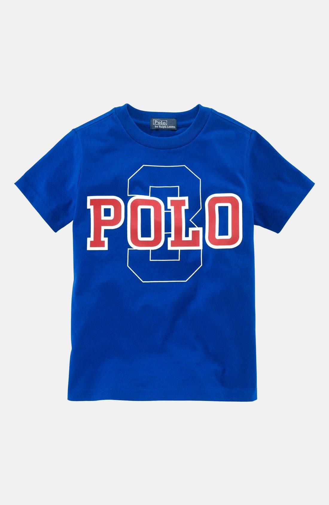 Main Image - Polo Ralph Lauren T-Shirt (Toddler)