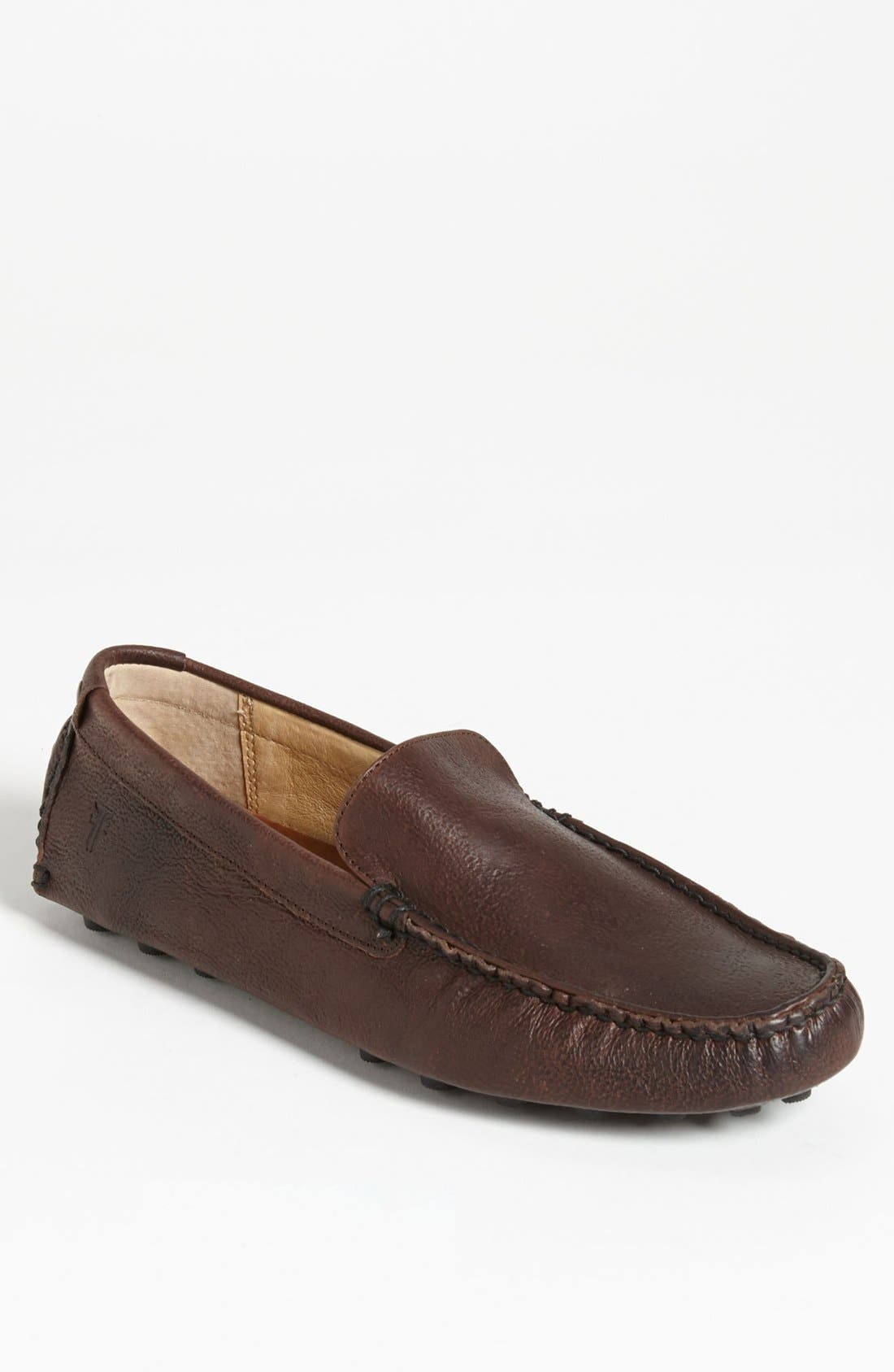 Alternate Image 1 Selected - Frye 'Russell' Driving Shoe
