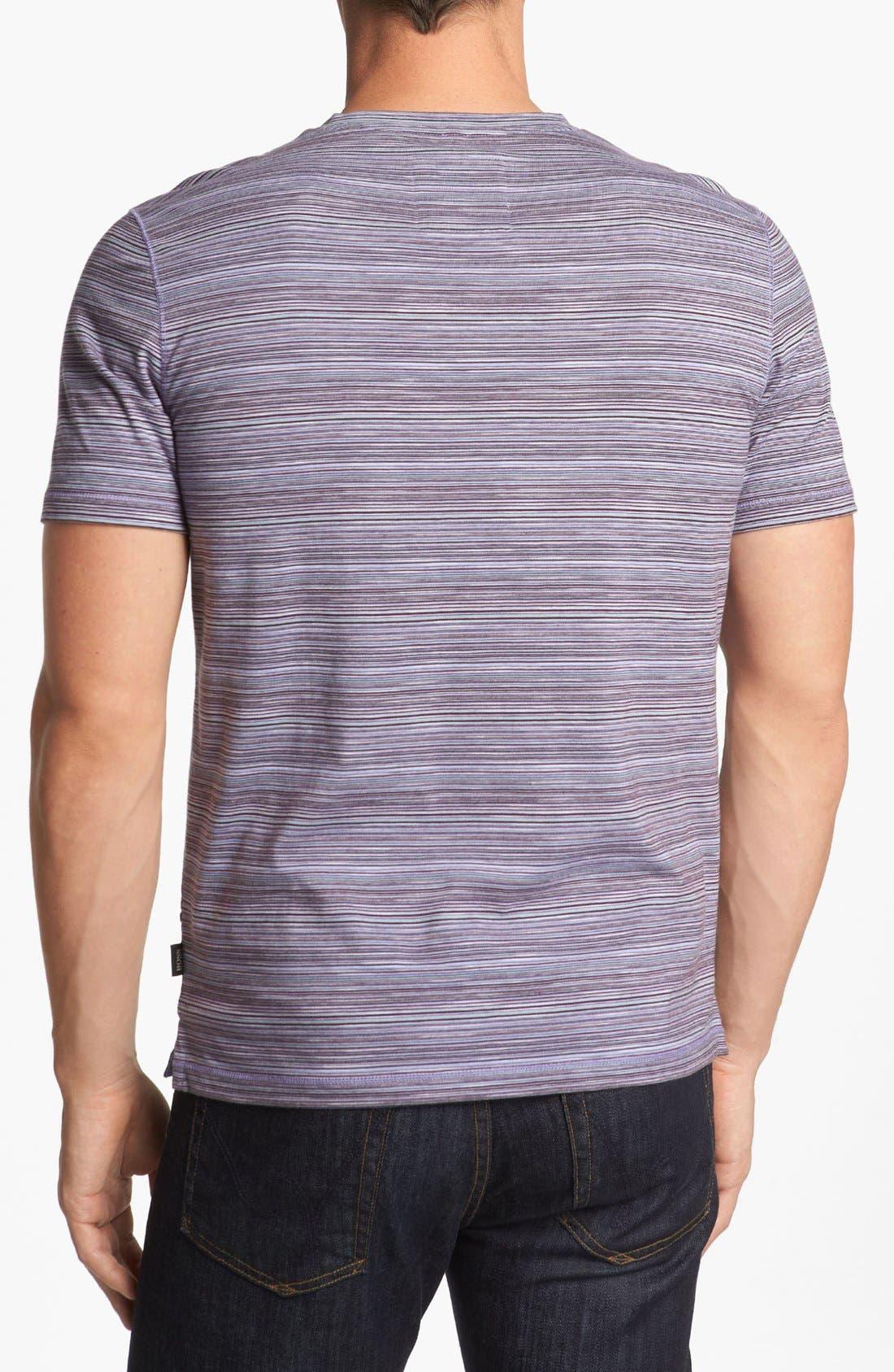 Alternate Image 2  - BOSS HUGO BOSS 'Canistro' V-Neck T-Shirt