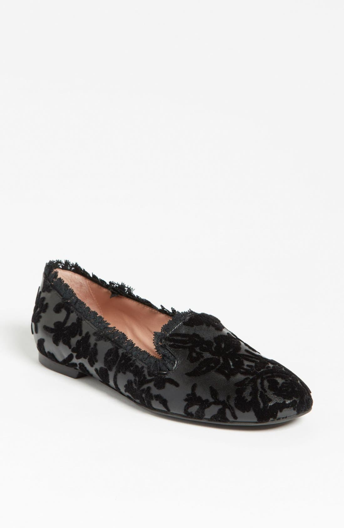 Alternate Image 1 Selected - RED Valentino Smoking Loafer