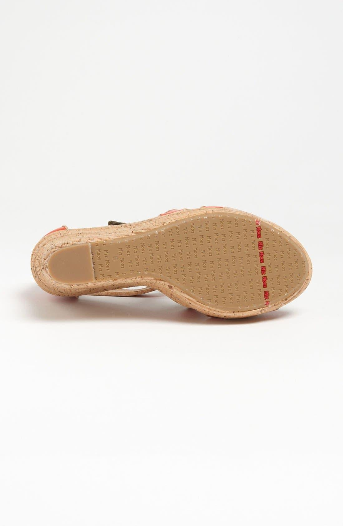 Alternate Image 4  - Miz Mooz 'Kenya' Sandal