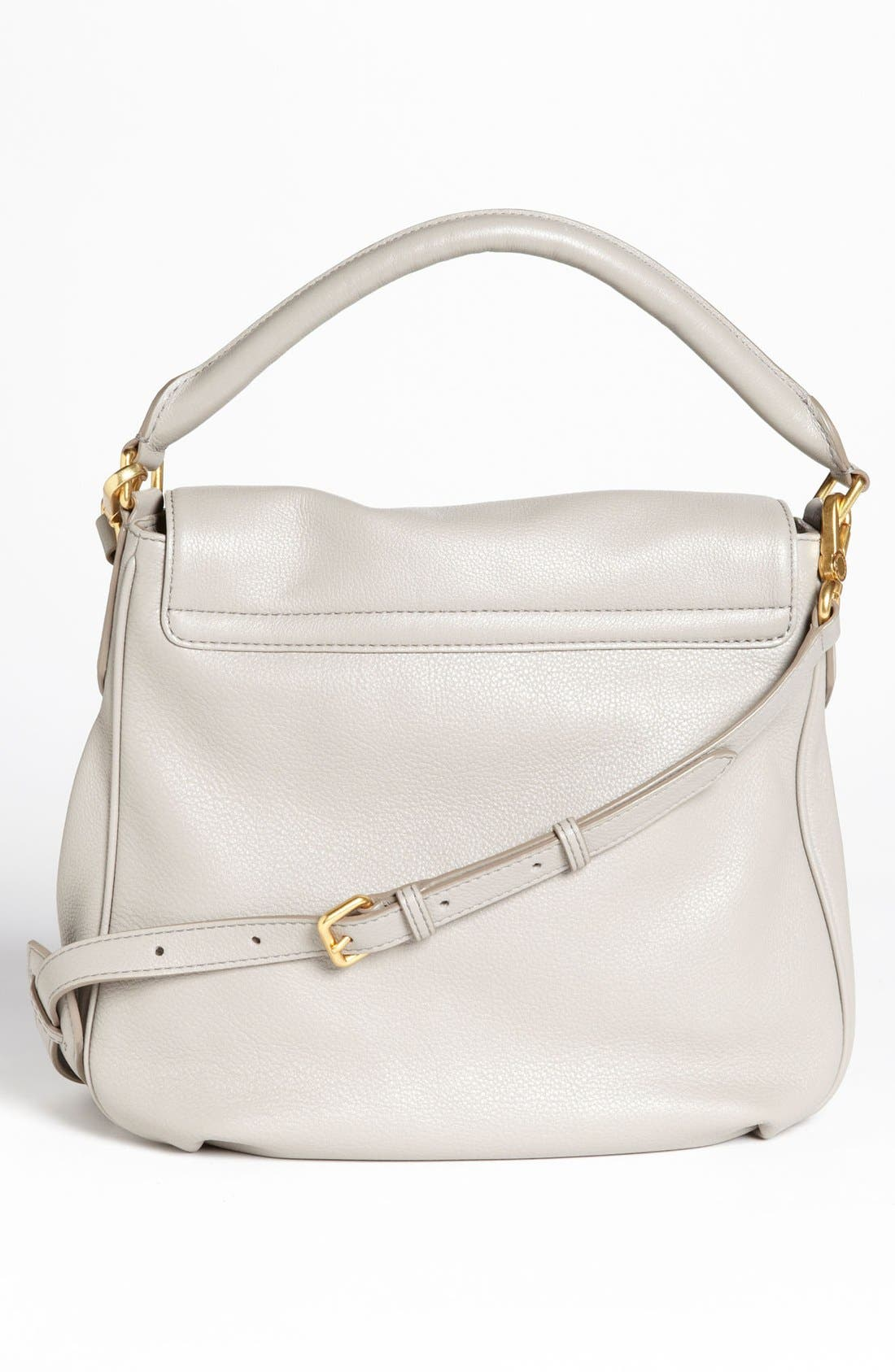 Alternate Image 5  - MARC BY MARC JACOBS Leather Flap Hobo