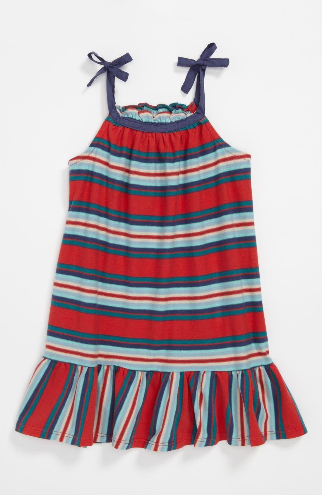 Alternate Image 1 Selected - Tea Collection 'Venda' Trapeze Dress (Baby)
