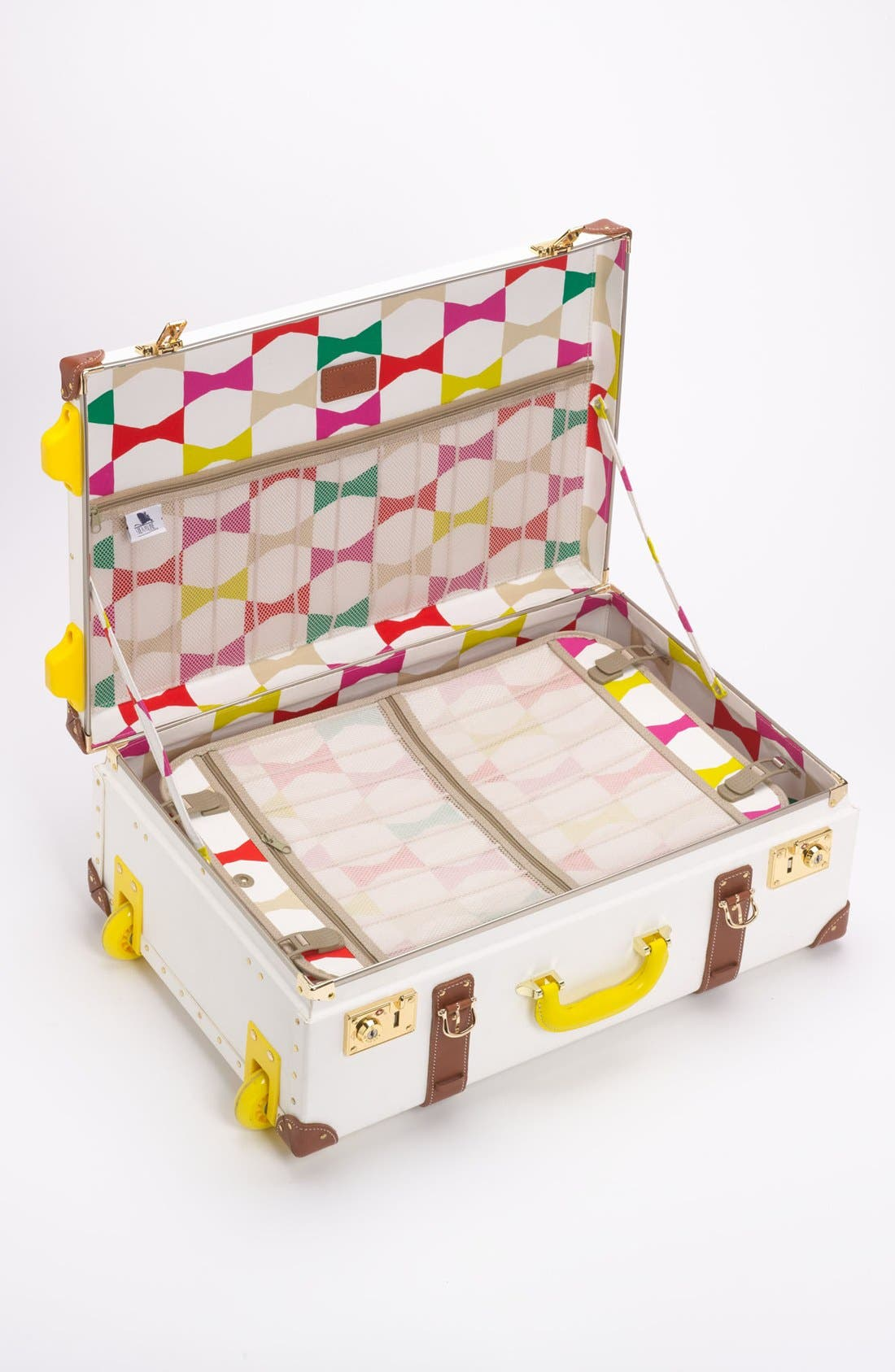 Alternate Image 3  - kate spade new york 'new yorker - stowaway' wheeled suitcase