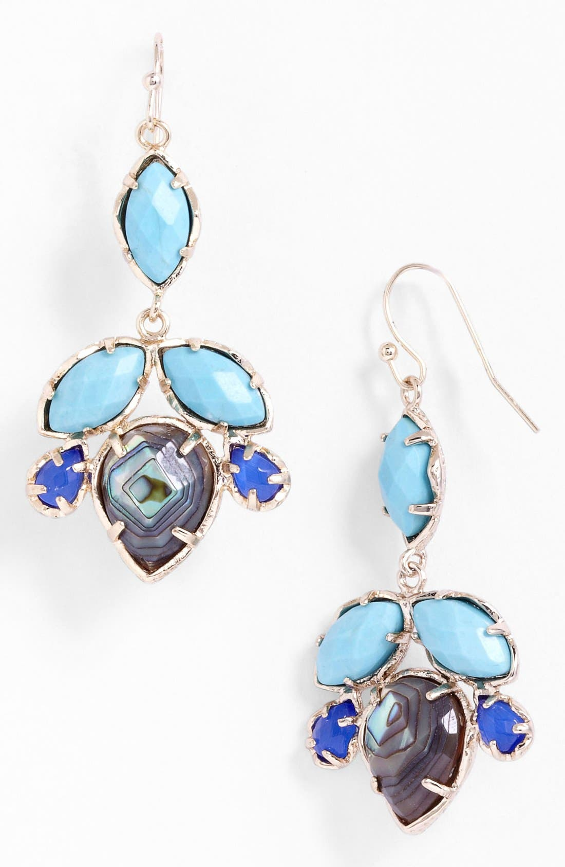Main Image - Kendra Scott 'Vani' Statement Earrings
