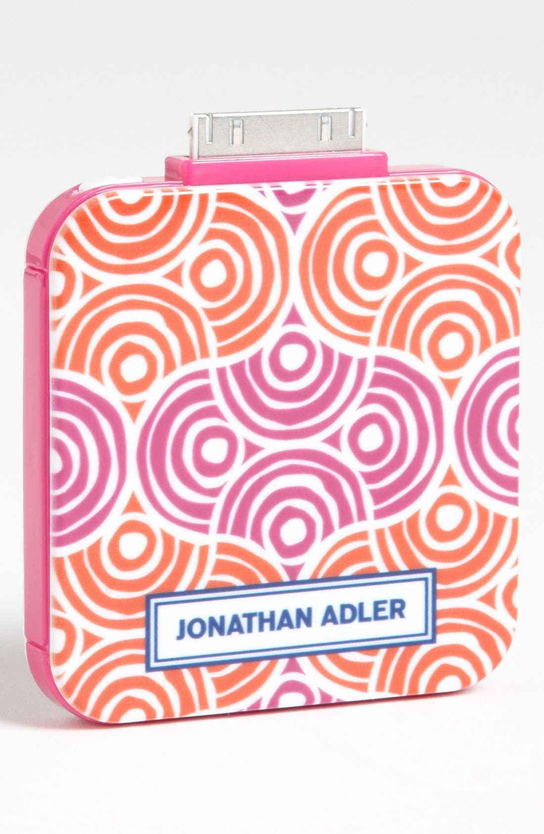 Alternate Image 1 Selected - Jonathan Adler 'On The Go' iPod & iPhone 4/4S Charger
