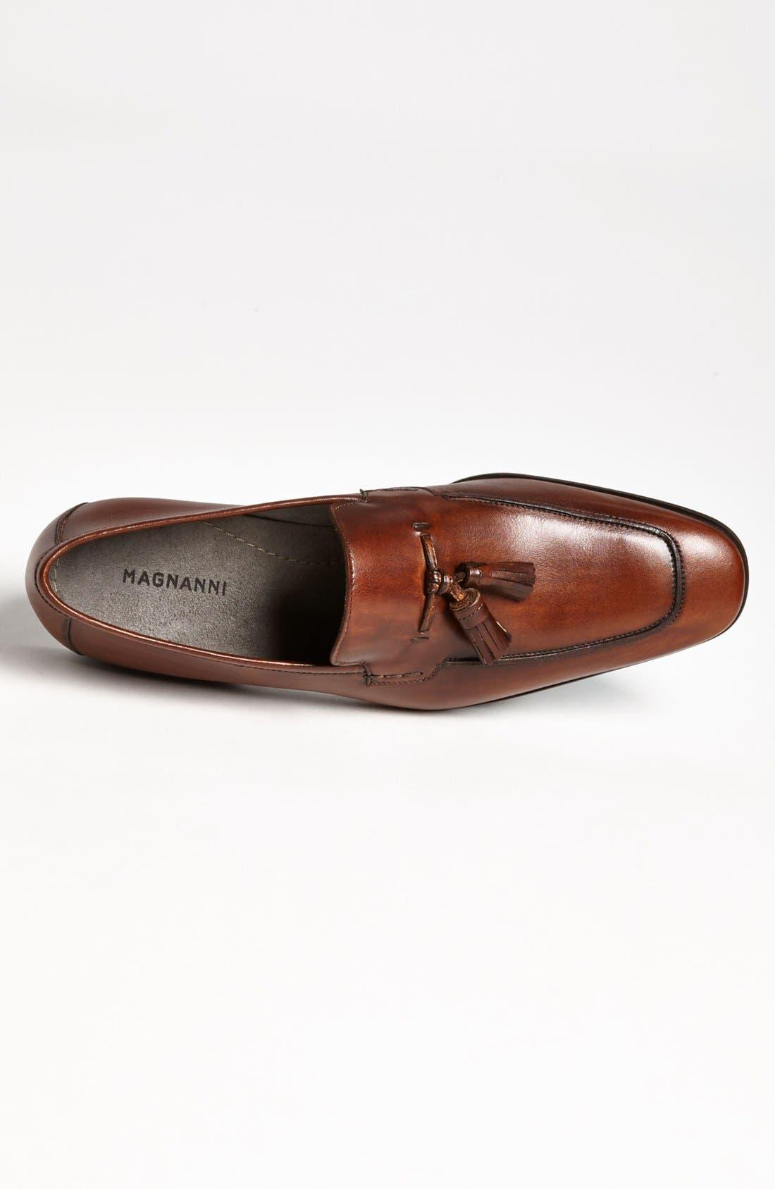 Alternate Image 3  - Magnanni 'Faleo' Tassel Loafer