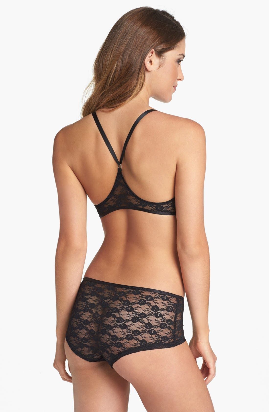 Alternate Image 5  - Cheap Monday Lace Racerback Bra