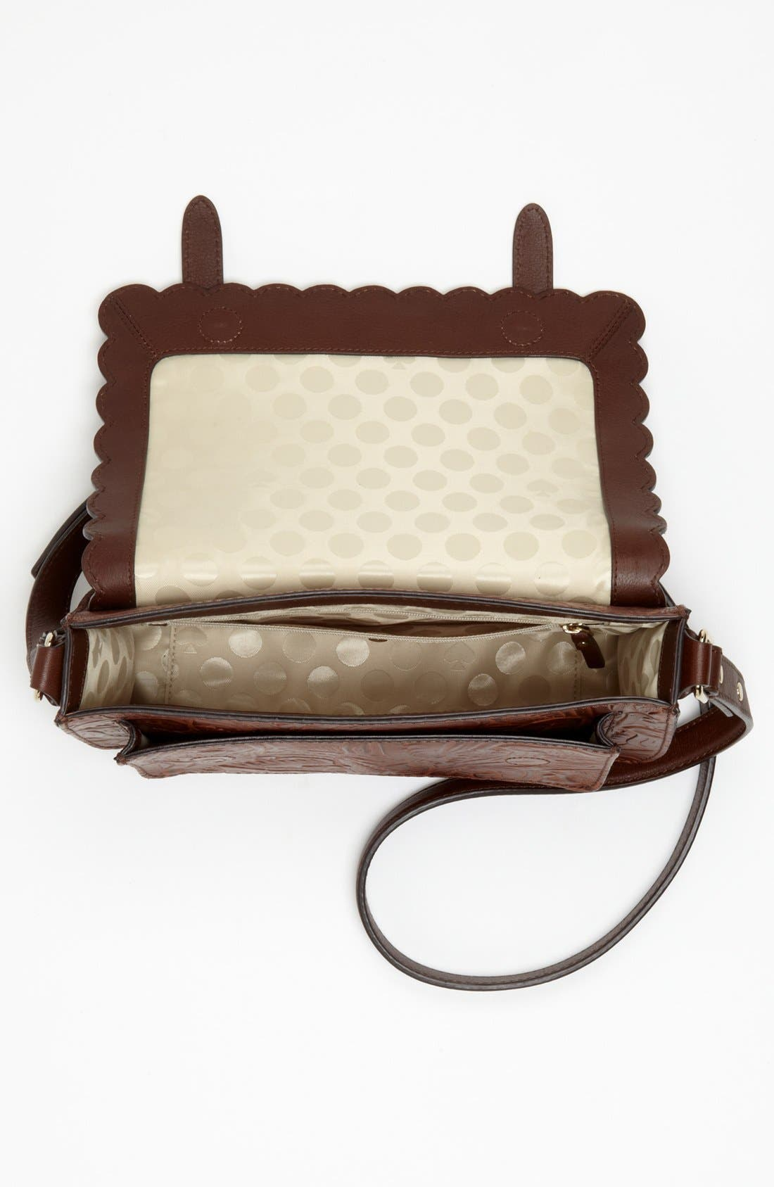 Alternate Image 3  - kate spade new york 'santa rosalia - scout' leather crossbody bag