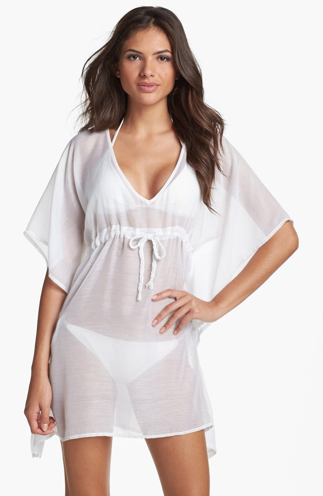 Main Image - Echo Butterfly Cover-Up Dress