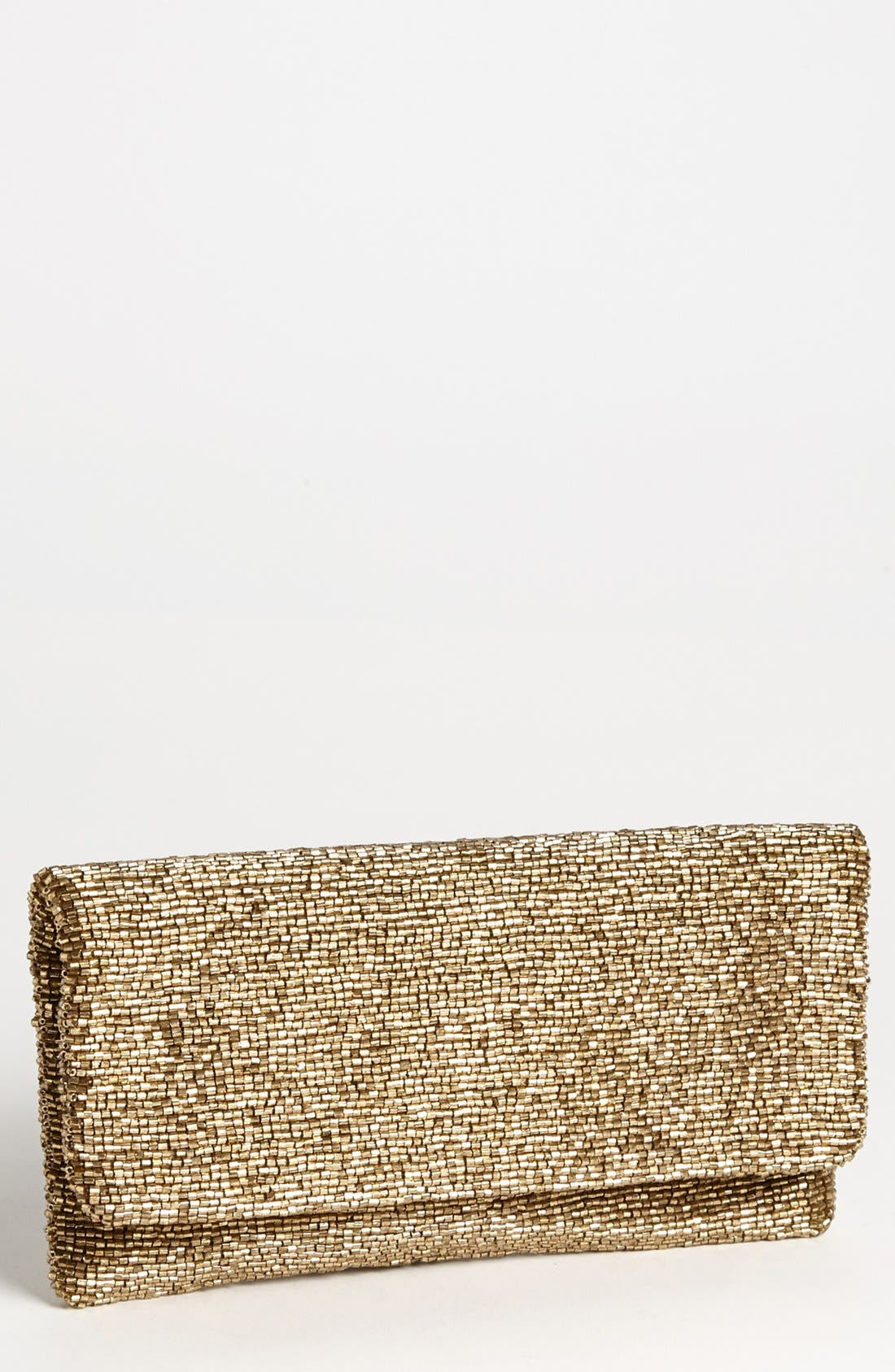 Main Image - Moyna Beaded Clutch