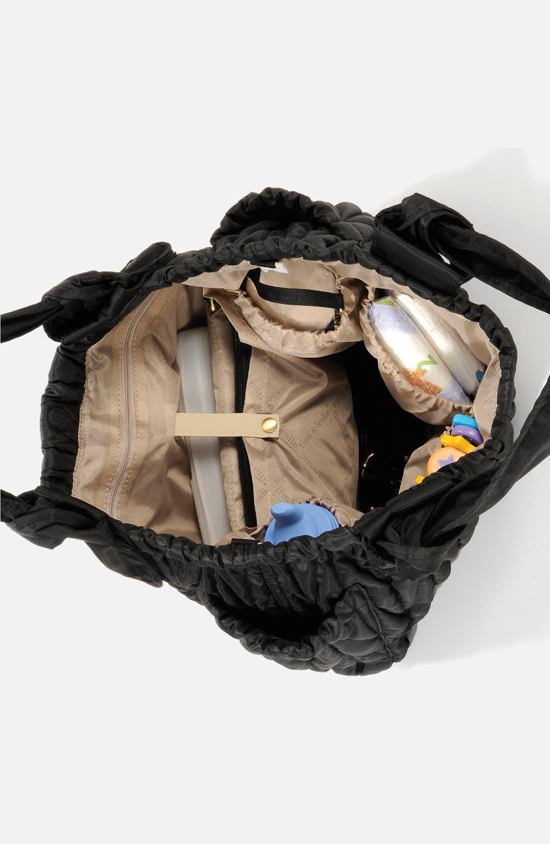 Alternate Image 4  - Timi & Leslie 'Marie Antoinette' Diaper Bag