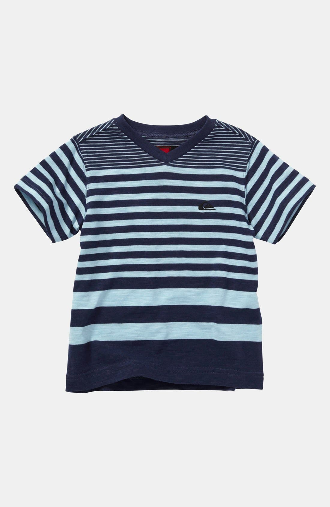 Alternate Image 1 Selected - Quiksilver 'Car Path' T-Shirt (Baby)