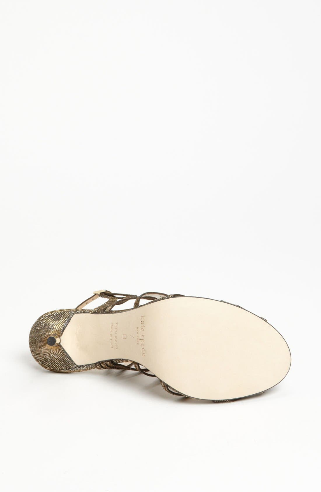 Alternate Image 4  - kate spade new york 'issa' sandal