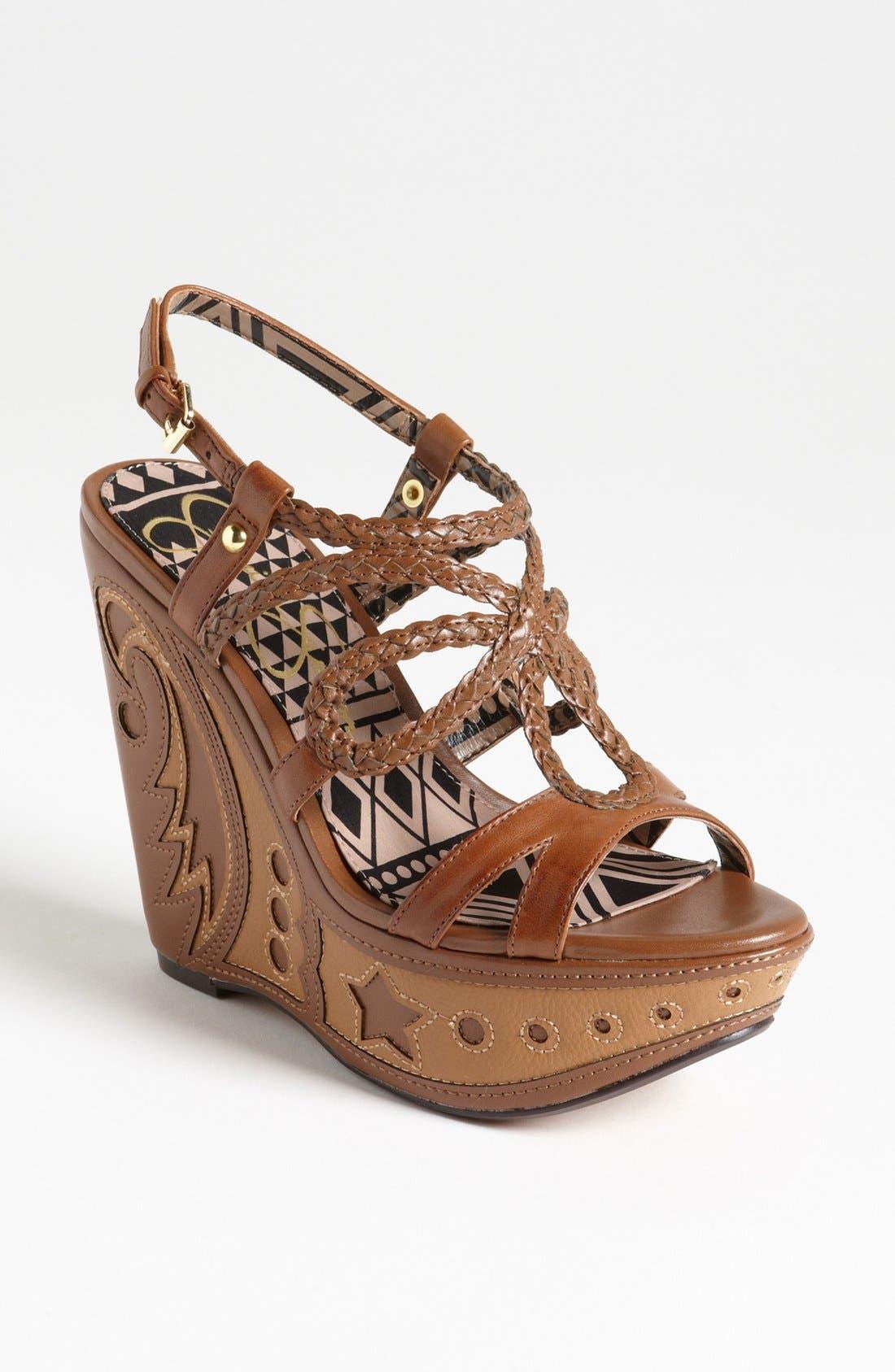 Alternate Image 1 Selected - Jessica Simpson 'Karlier' Sandal