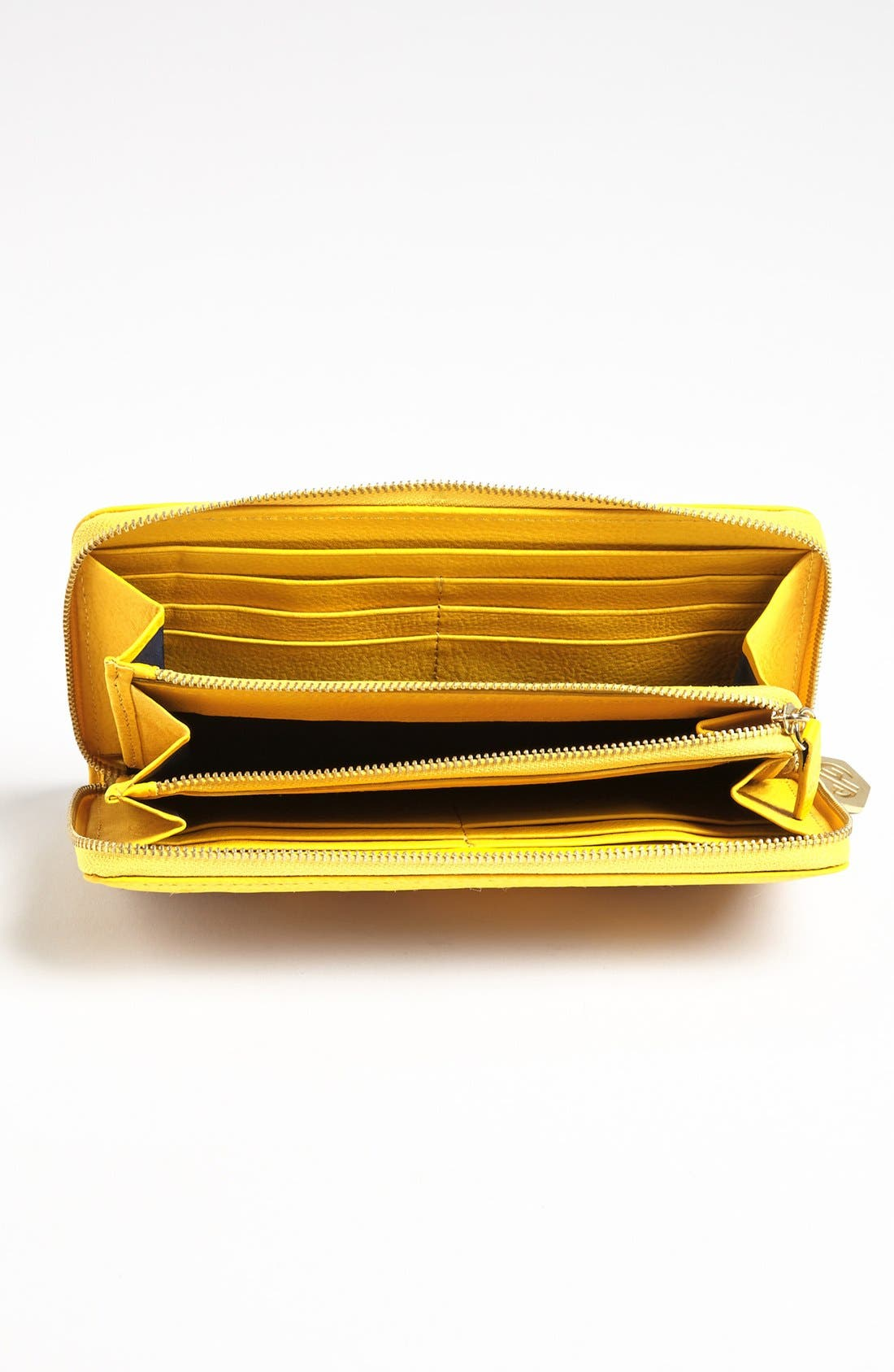 Alternate Image 2  - Jonathan Adler 'Fish' Continental Wallet