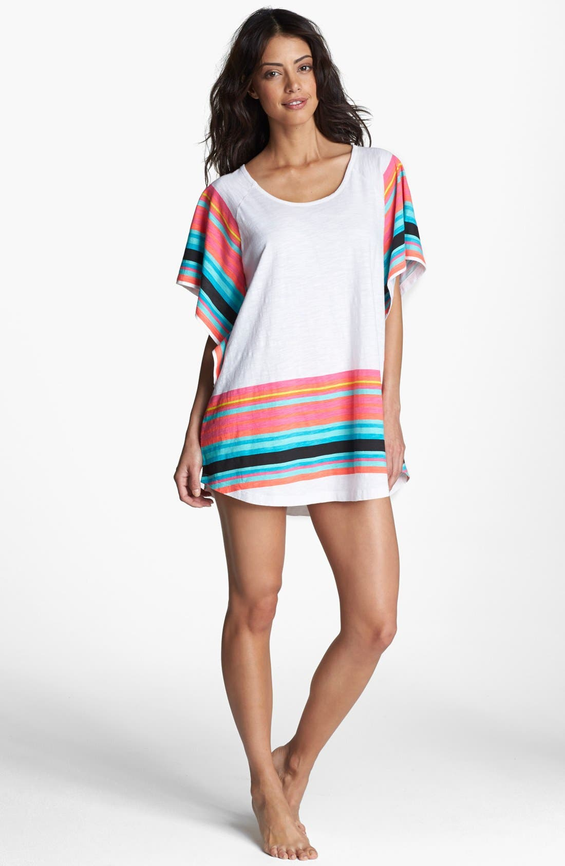 Alternate Image 1 Selected - Roxy 'Beach Blanket' Cover-Up